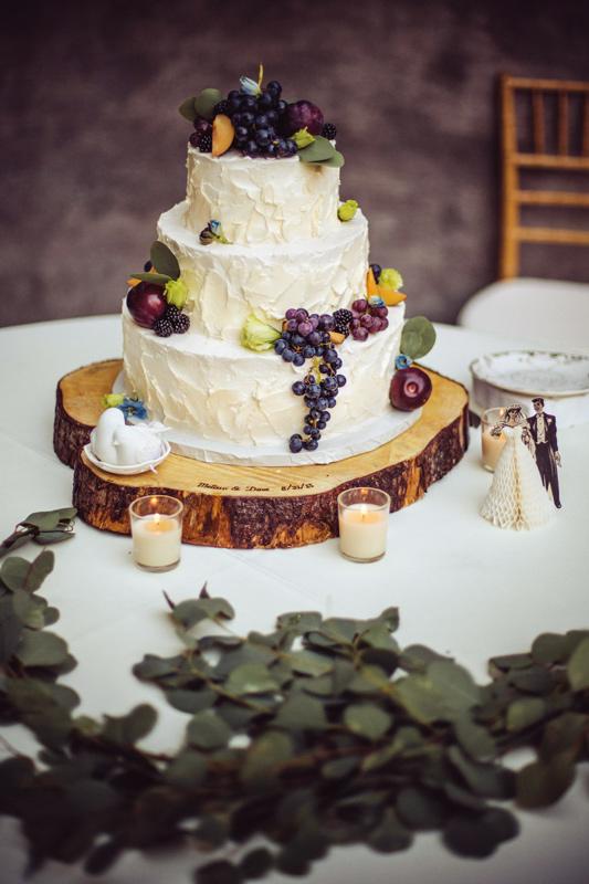 8 Chocolate Wedding Cakes Niche Nook