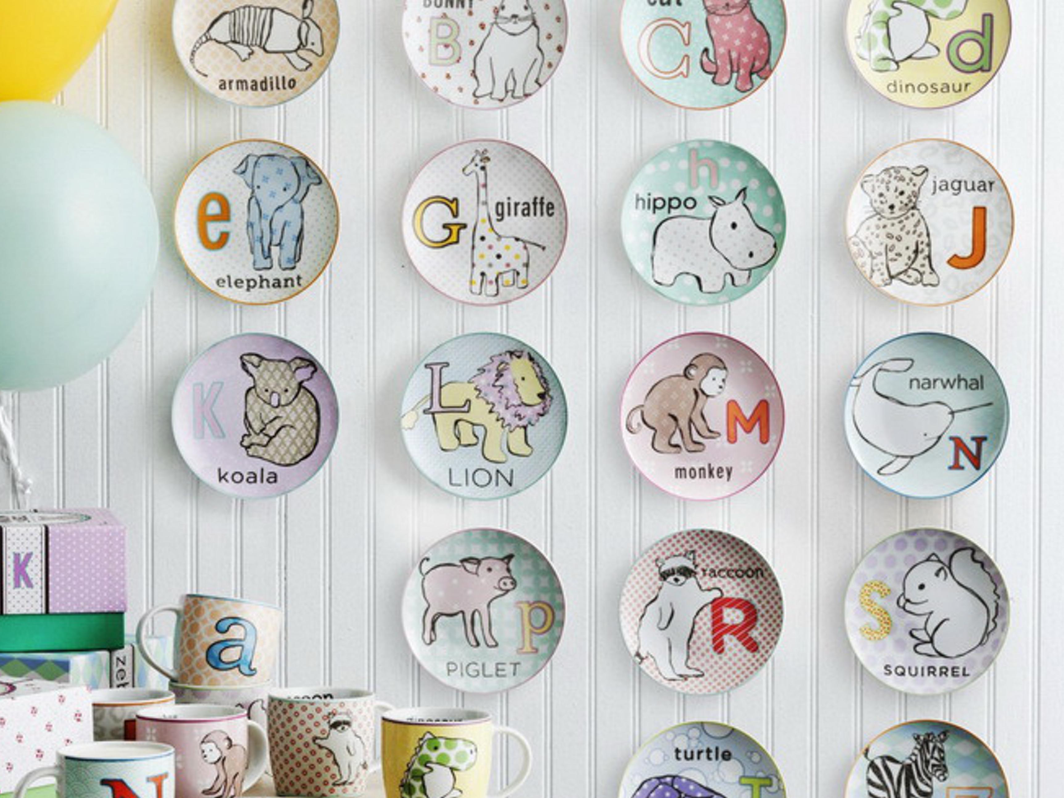 Wall Plate Decor Ideas & Wall Plate Decor Ideas | Niche u0026 Nook