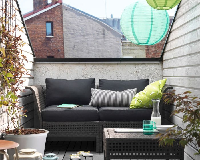 Your outdoor oasis amongst the rooftops