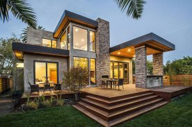 Home in Burlingame California