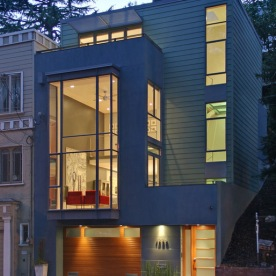 Modern Home In Glen Park -San Francisco