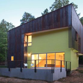 Modern Home In North Carolina