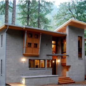 Modern Home in Portland