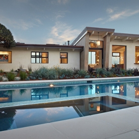 Modern Home in Santa Barbara