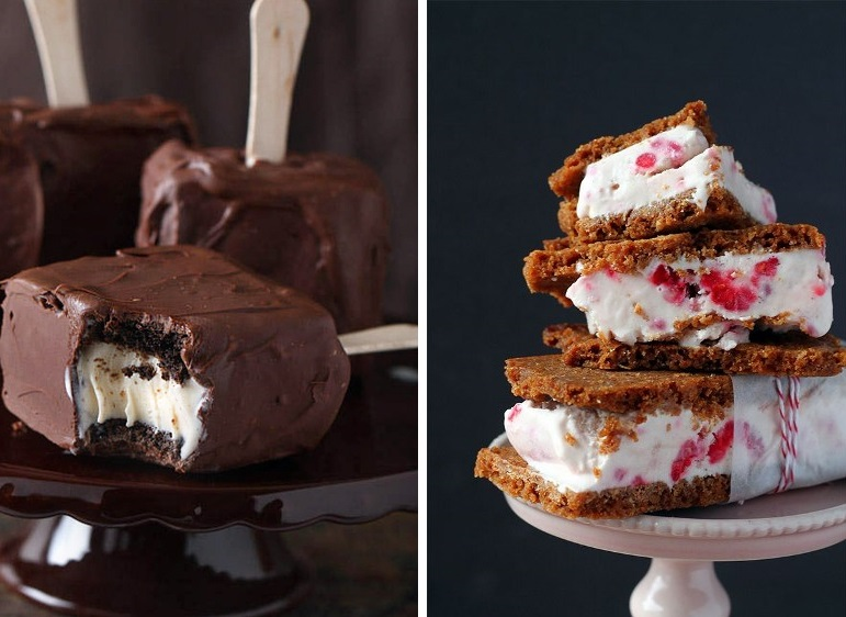 ice cream instead of wedding cake 8 cool ways to serve at weddings niche amp nook 16230