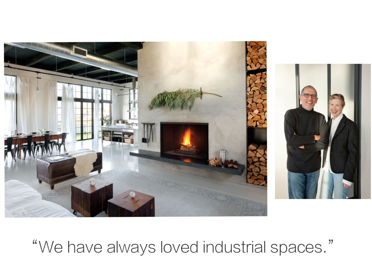 The Inspiring 1920 Industrial Warehouse of the Jerry Zared and Joan Childs