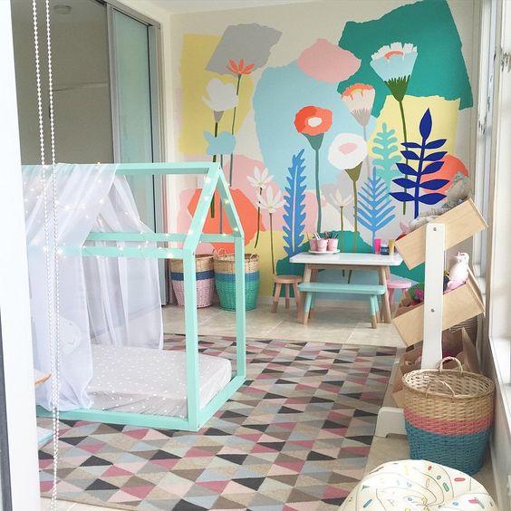 The Montessori Bed Niche Amp Nook