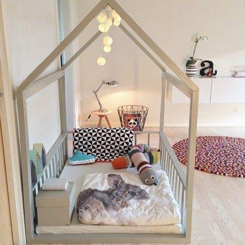 fea323282163c56c6a53d08160ecfad. The Montessori Bed   Niche   Nook
